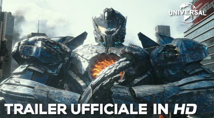 Pacific Rim stasera in tv