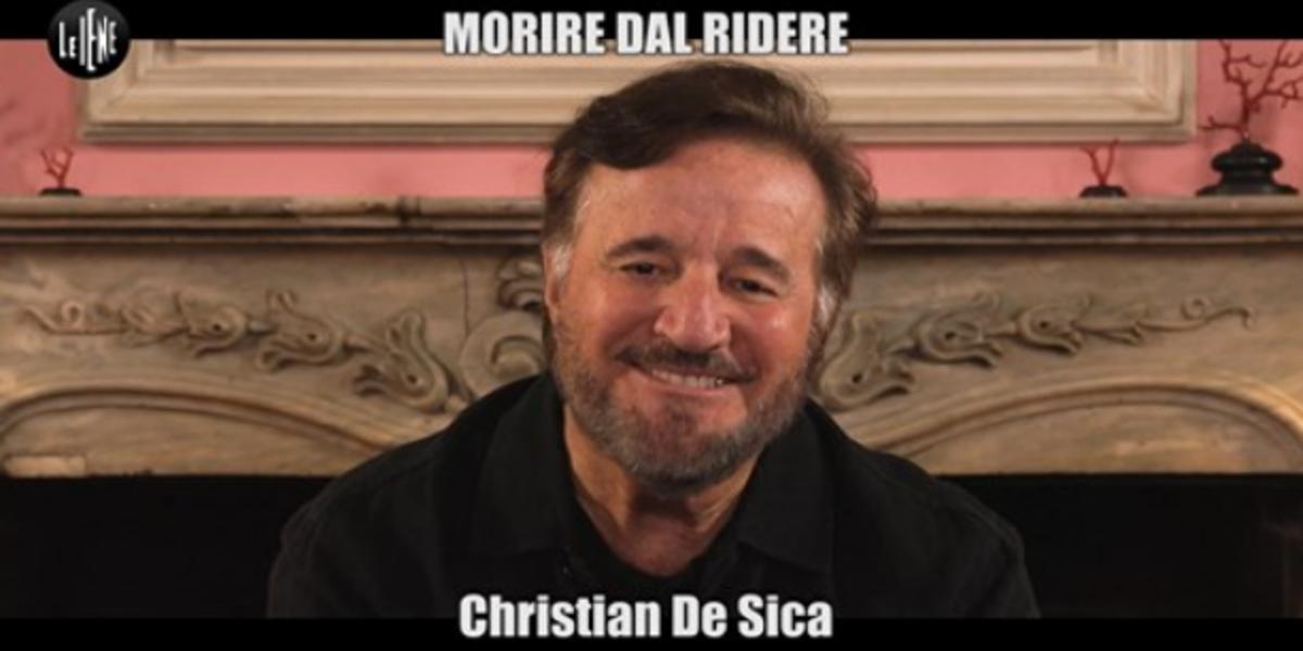 Christian De Sica, Le Iene