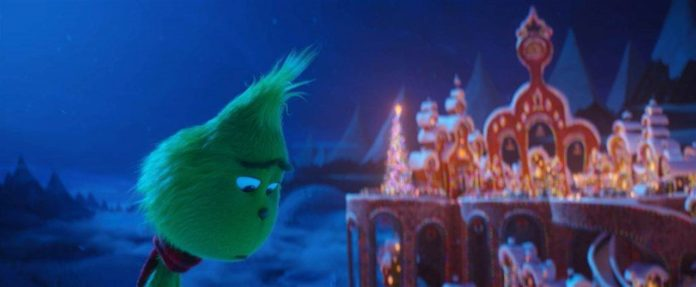 Il Grinch su Sky Cinema Christmas