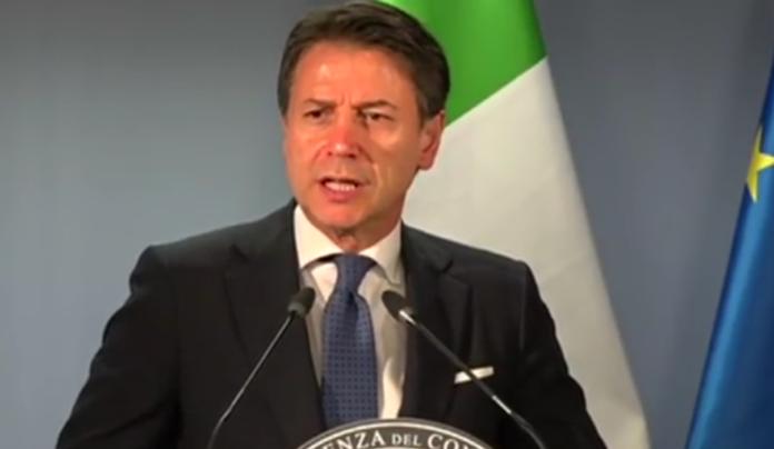 conte, decreto ristoro DPCM Lombardia