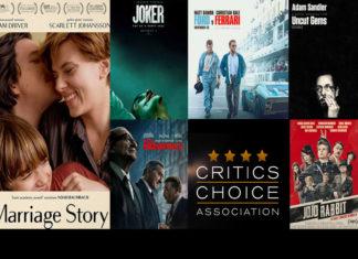 Critic's Choice Awards 2020