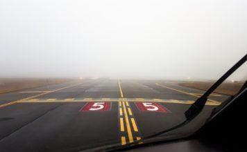 Nebbia Bari aeroporto