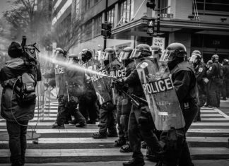 protesta francia