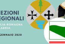 Emilia Romagna, Exit Poll Fontana