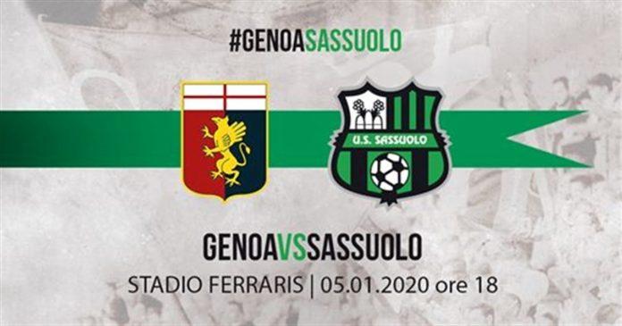 Genoa-Sassuolo