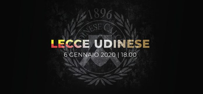 Lecce-Udinese