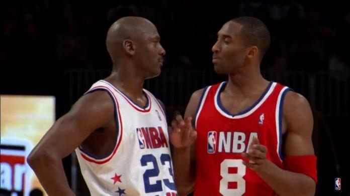 Shaquille O'NealMichael Jordan, Kobe Bryant