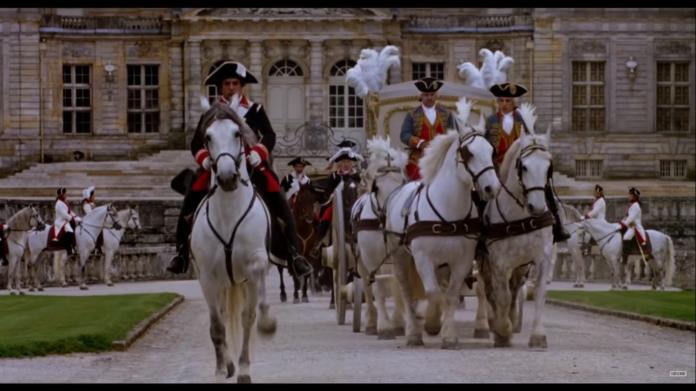 Rivoluzione Francese Netflix