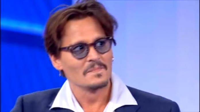 C'è Posta per te Johnny Depp