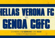 Verona-genoa