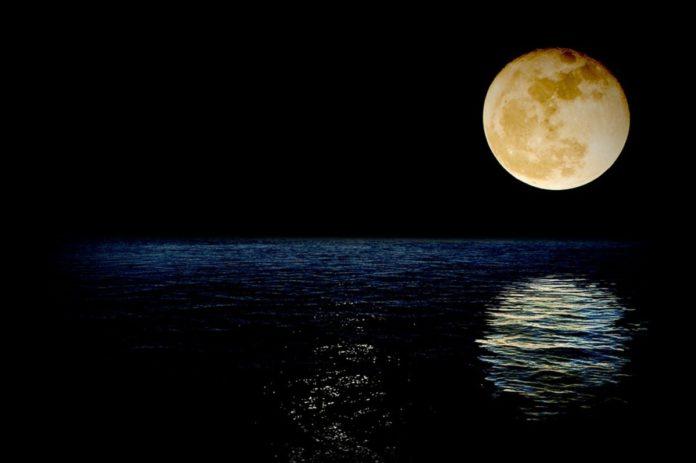 Eclissi di Luna 2020