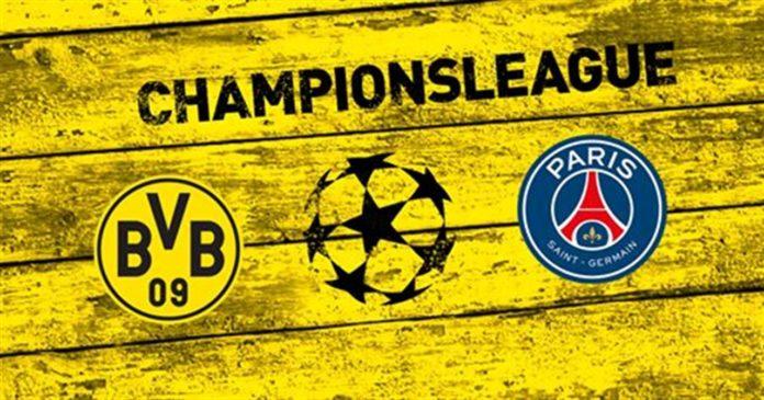 Borussia Dortmund-Psg