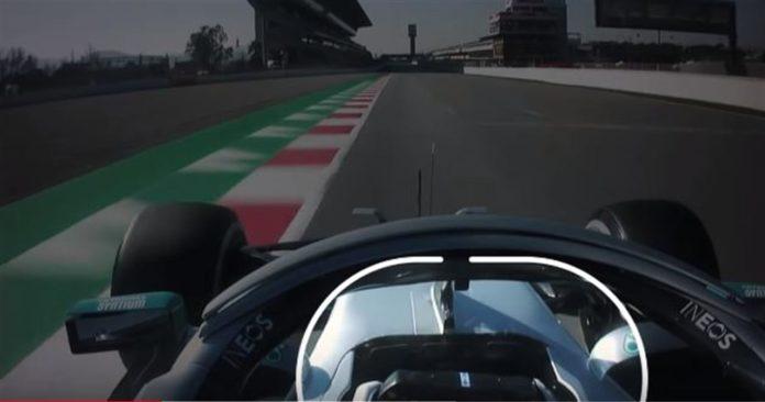 Mercedes, volante, formula 1 Elio De Angelis
