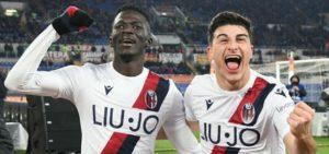 Bologna Sassuolo, le probabili formazioni del match