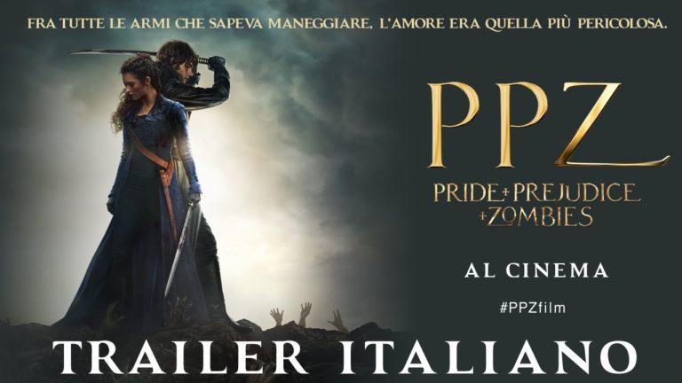 """Stasera in tv, """"Orgoglio Pregiudizio e Zombie"""" su Italia 2"""