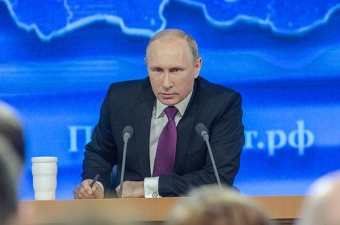Putin, russia