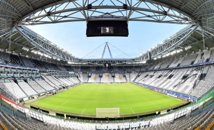 Serie A, Allianz Stadium