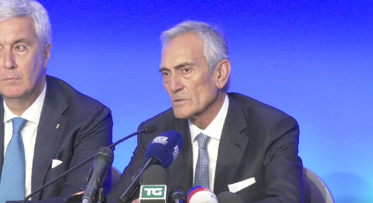 Figc, serie a, tamponi