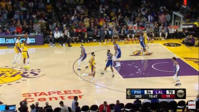 Playoff Nba, Lakers, Lebron James
