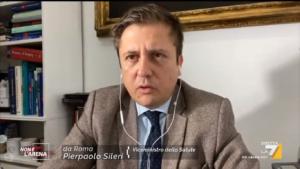 """Covid, Sileri: """"Riaperture dopo vaccini ad anziani"""""""