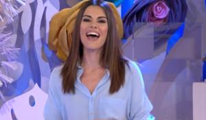 """Bianca Guaccero, la sorpresa dell'ex in diretta a """"Detto Fat"""