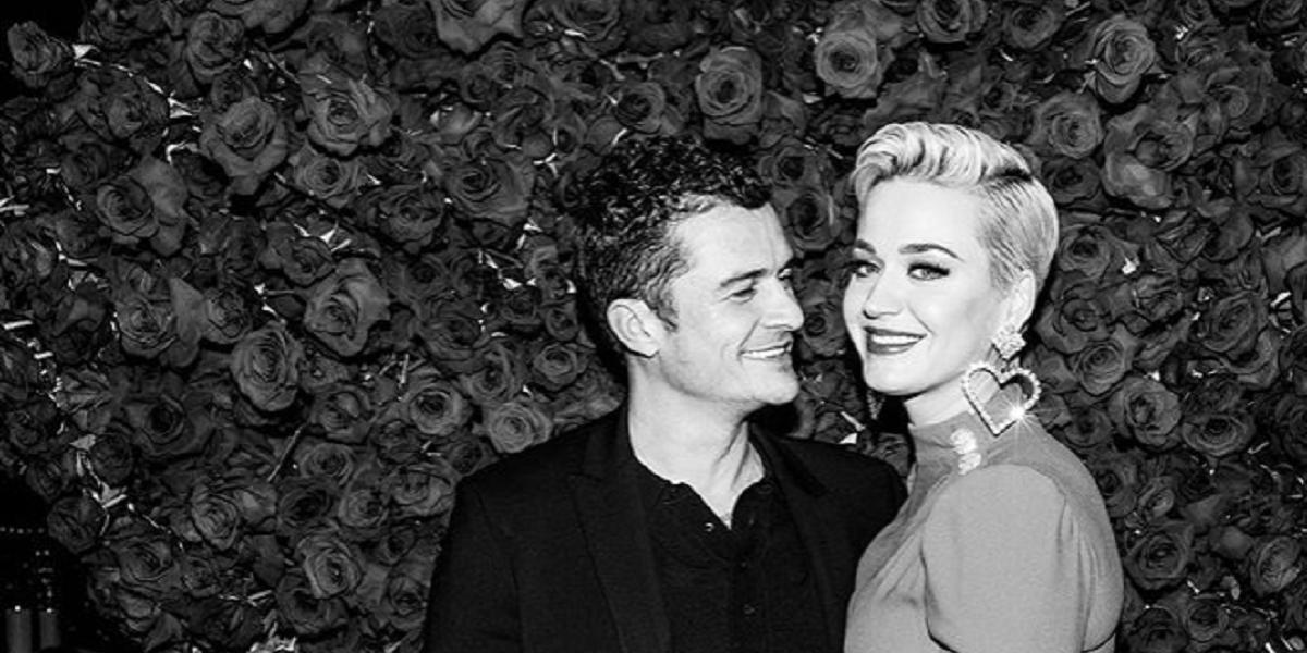 Katy Perry incinta di Orlando Bloom: l'annuncio su Instagram con il pancione