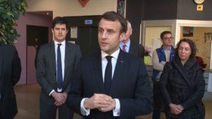 """Lockdown    ecco la ricetta di Macron per """"fermare"""" il virus"""