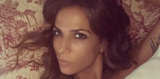 Roberta Morise storia con Eros Ramazzotti