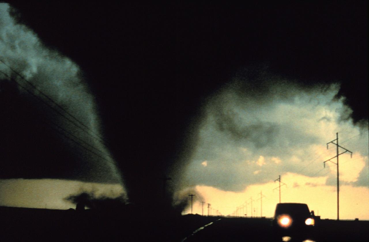 tornado usa Wuhan