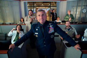 Space Force: l'accoppiata Daniels Carell e la satira politic