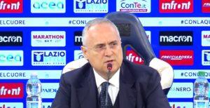 Lazio |  Lotito è furibondo |  il presidente è pronto ad agire