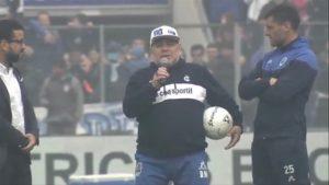 "Dall'Argentina |  ""Diego Armando Maradona è morto"""