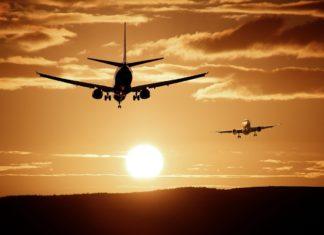 aereo bagaglio a mano Distanziamento