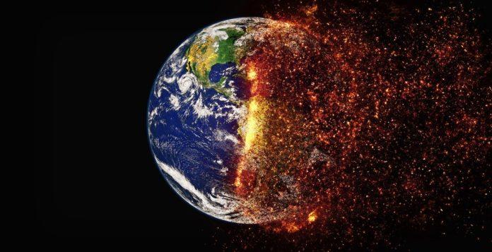 surriscaldamento clima