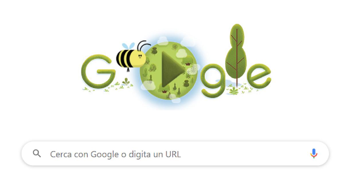 giornata della terra 2020 il tema del doodle di google giornata della terra 2020 il tema del