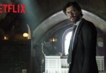La Casa di Carta Netflix