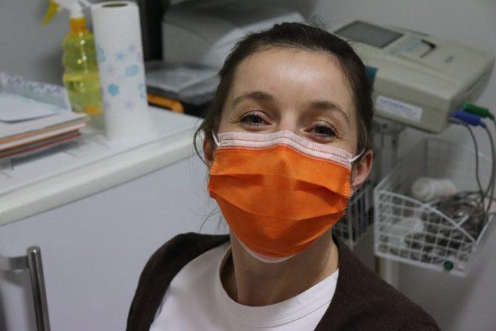 mascherine IMask Coronavirus Lockdown