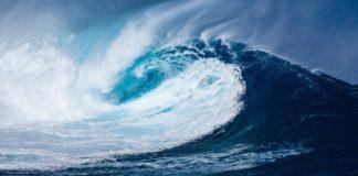 tsunami in giappone