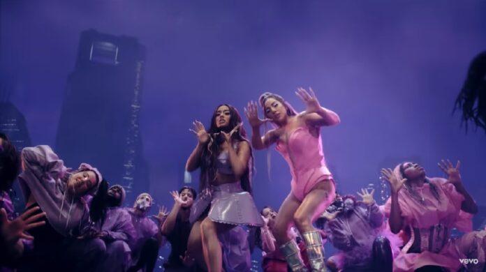 Lady Gaga e Ariana Grande - Rain on me