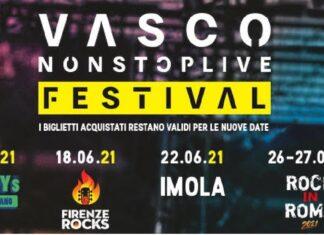 Vasco Rossi - nuove date