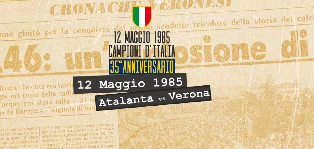 Verona, 35 anni fa lo scudetto diventava realtà: era il 12 ...