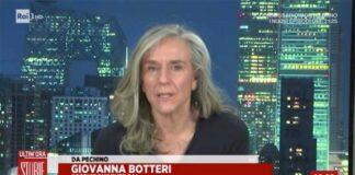 Giovanna Botteri presa di mira da Striscia