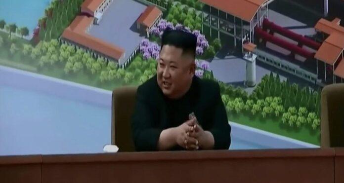 kim jong-un Corea Del Nord