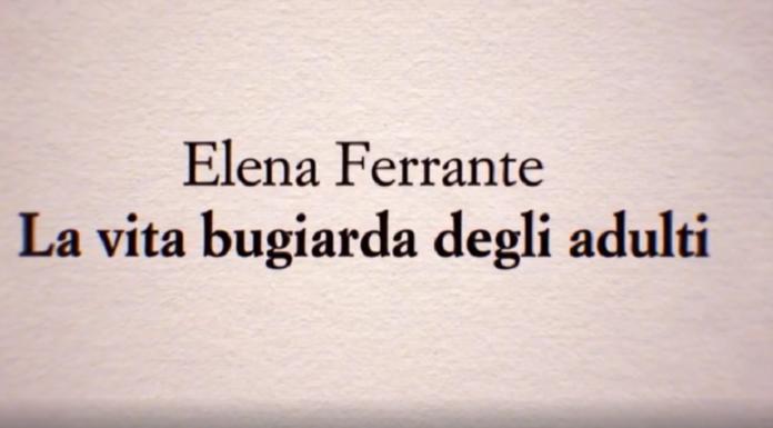 la vita bugiarda degli adulti Elena Ferrante