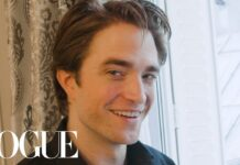 Robert Pattinson tenet