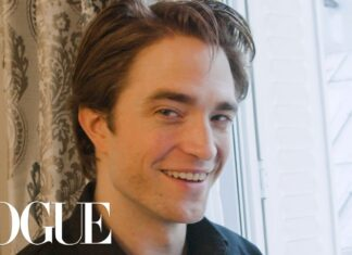 Robert Pattinson tenet