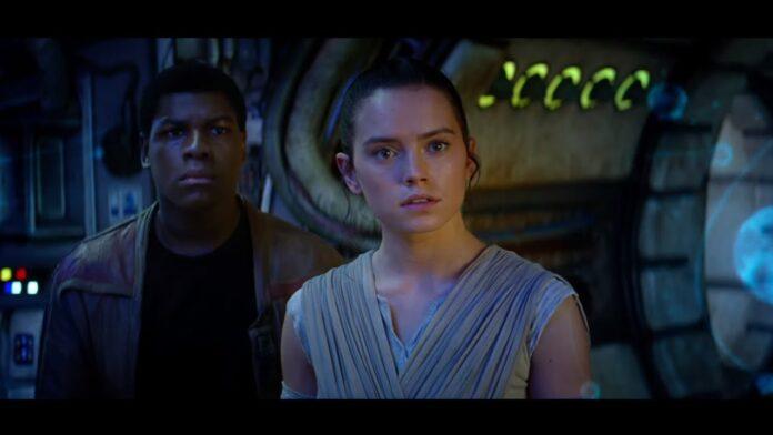 Star Wars: Il risveglio della Forza stasera in tv