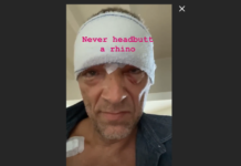 Vincent Cassell incidente