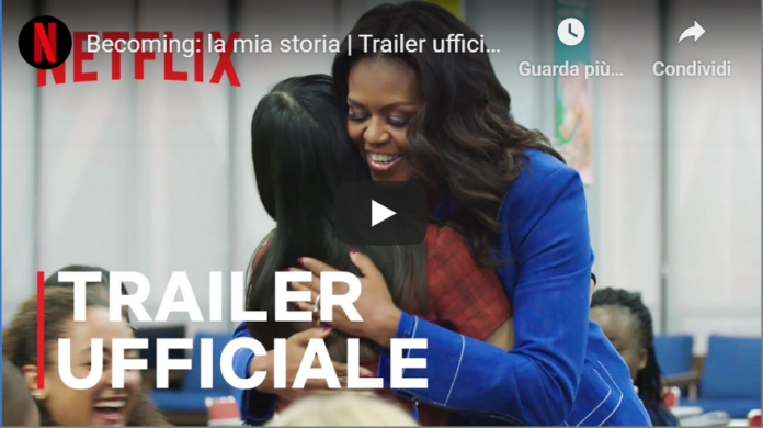 michelle obama documentario