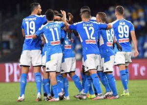Napoli Genoa, le probabili formazioni del match